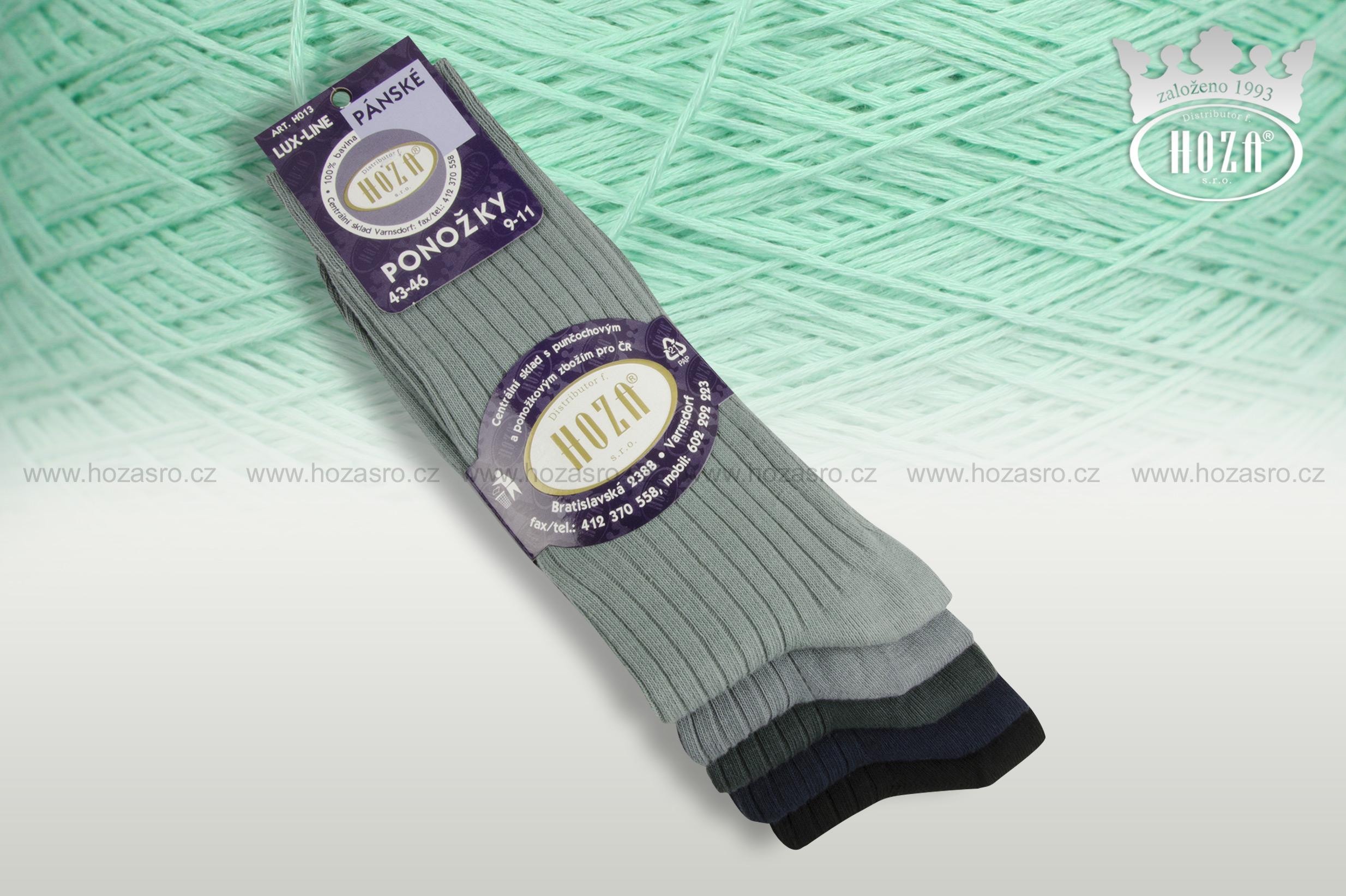 df836e0eea9 Ponožky pro dospělé » Ponožky bavlněné-klasické -