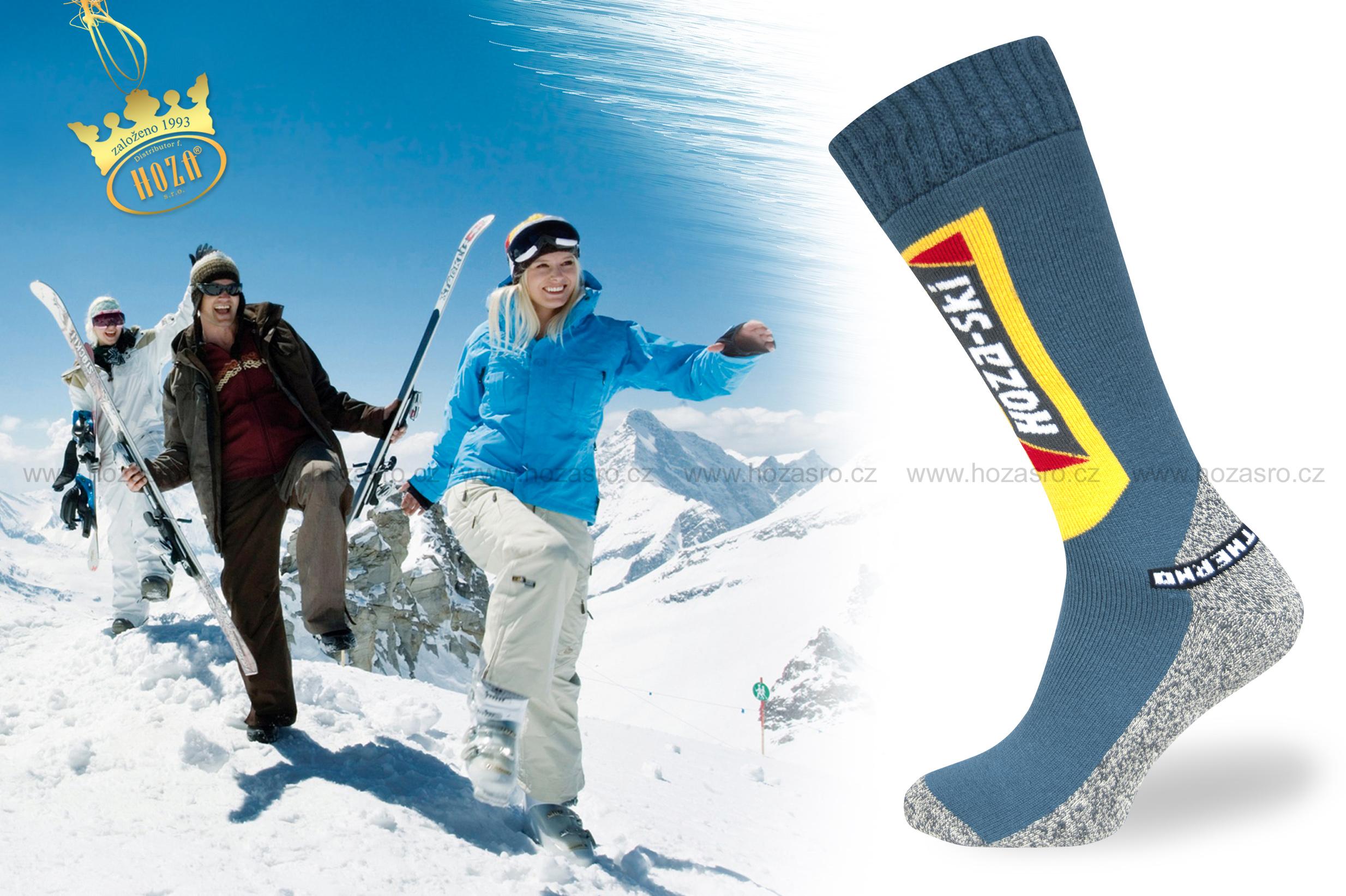 Ponožky pro dospělé » Ponožky zimní - 6b6df18dc0