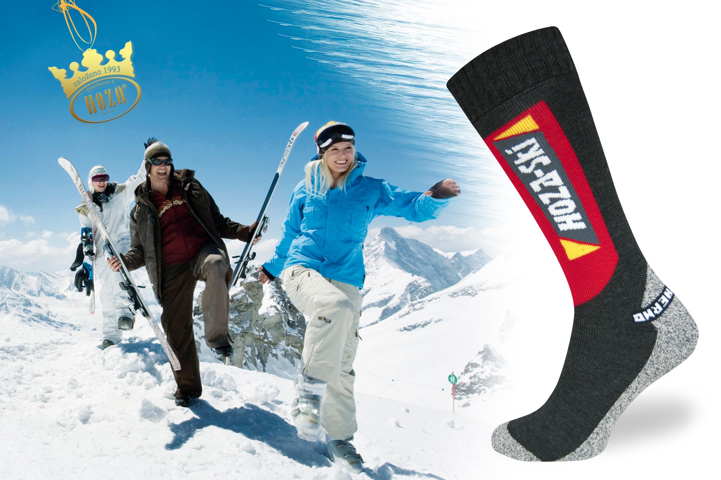 480ec223b3e ... HOZA SKI - zimní lyžařské ponožky. otevřít v maximálním rozlišení
