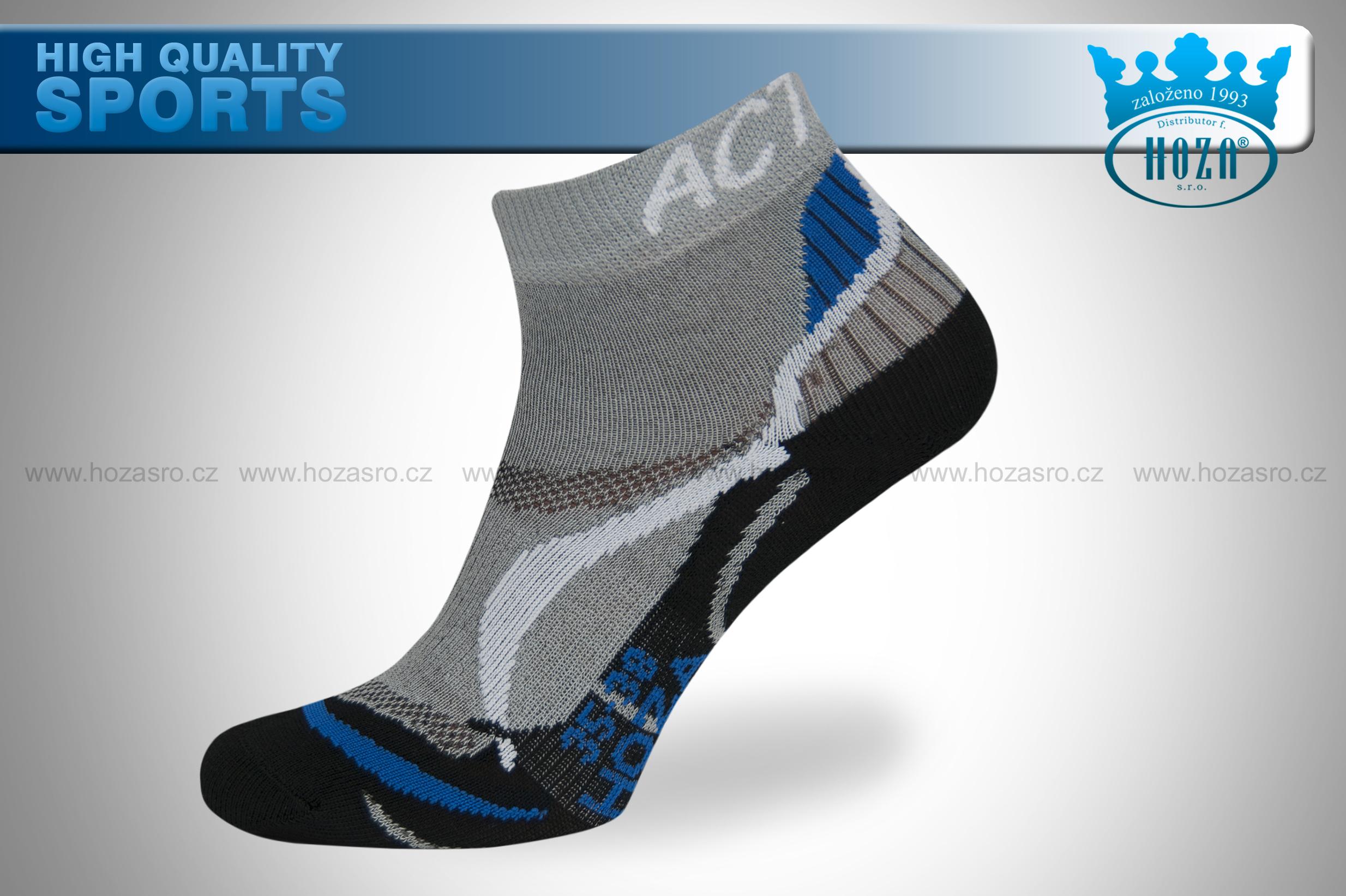 H3013 Kotníčkové funkční sportovní ponožky. otevřít v maximálním rozlišení 550dedf600