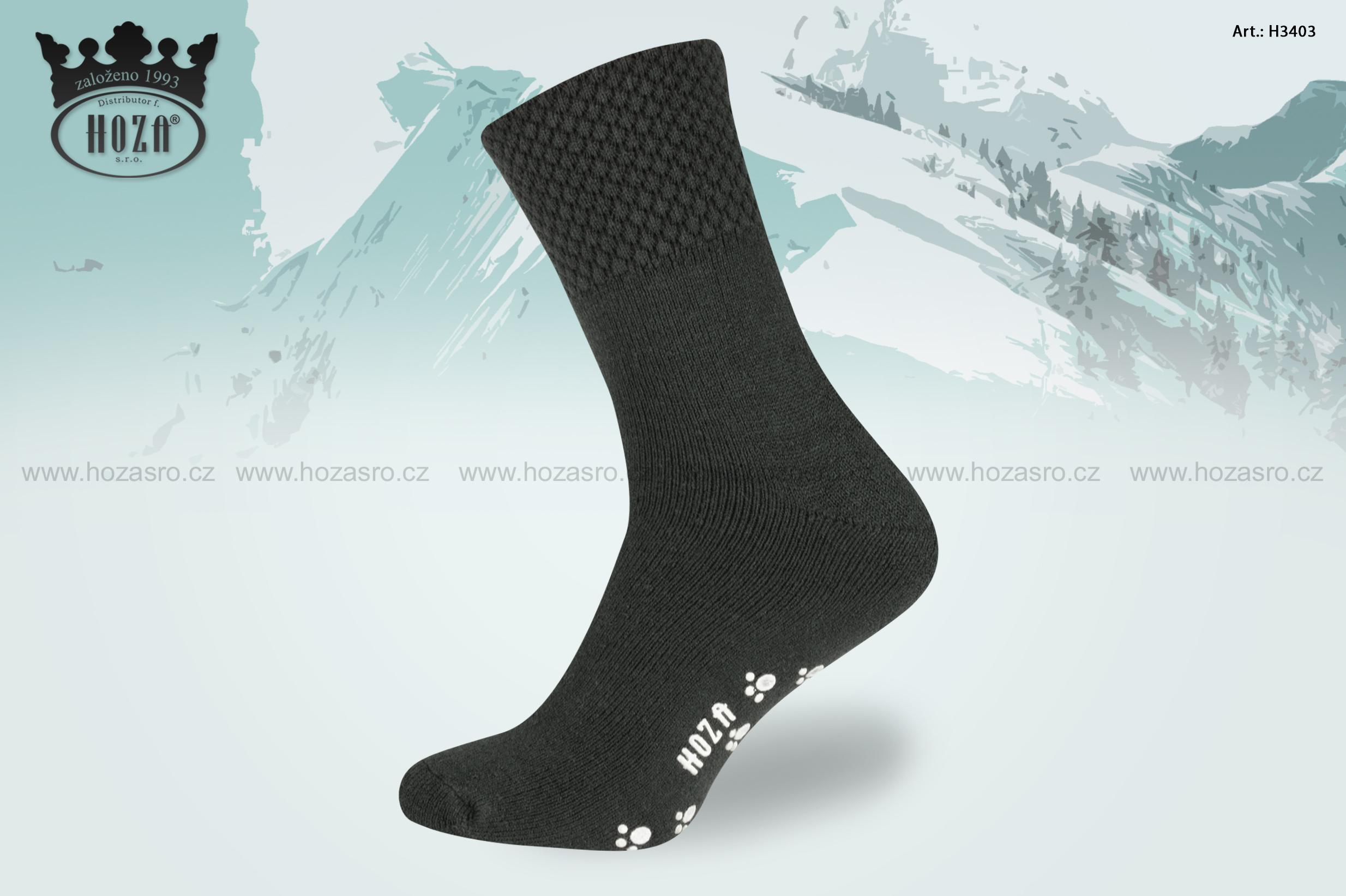 Ponožky pro dospělé » Ponožky zimní - ee7138875f