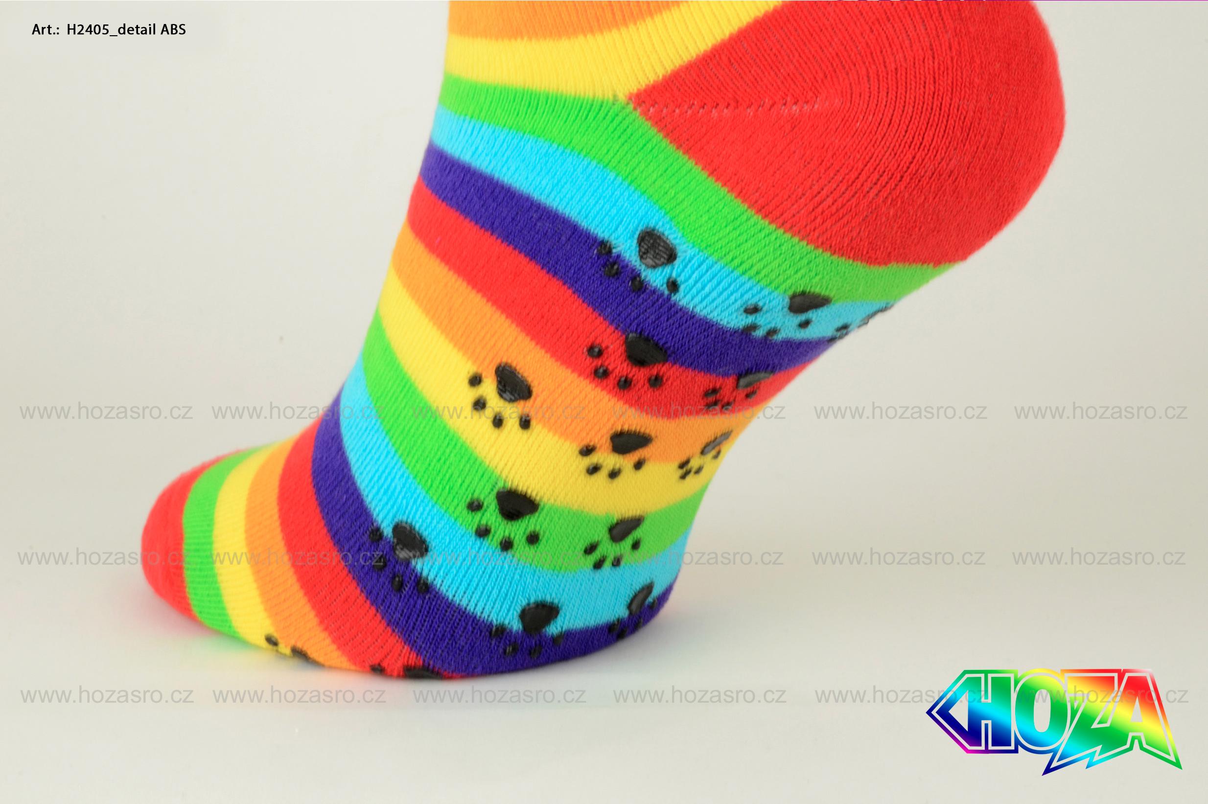 Ponožky pro dospělé » Ponožky zimní - a318587765
